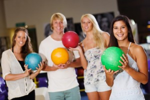Noosa Tenpin and Laser Tag