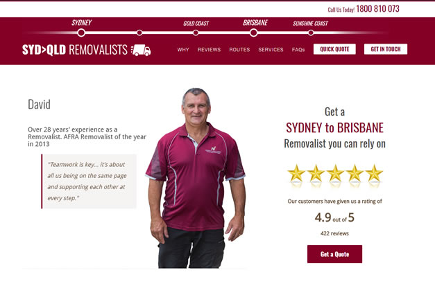 Sydney Interstate Removalists